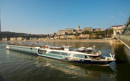 Explore the storied Danube River in style aboard the 166-passenger Avalon Envision.