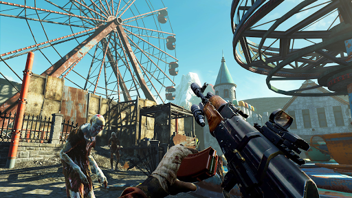 Zombie Shooter:  Pandemic Unkilled 2.1.2 screenshots 2
