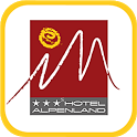 Hotel Alpenland icon