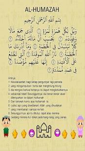 Lagu Anak Muslim Juzamma screenshot 16