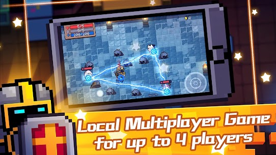 Soul Knight MOD Apk 2.8.7 (Unlimited Gems) 3