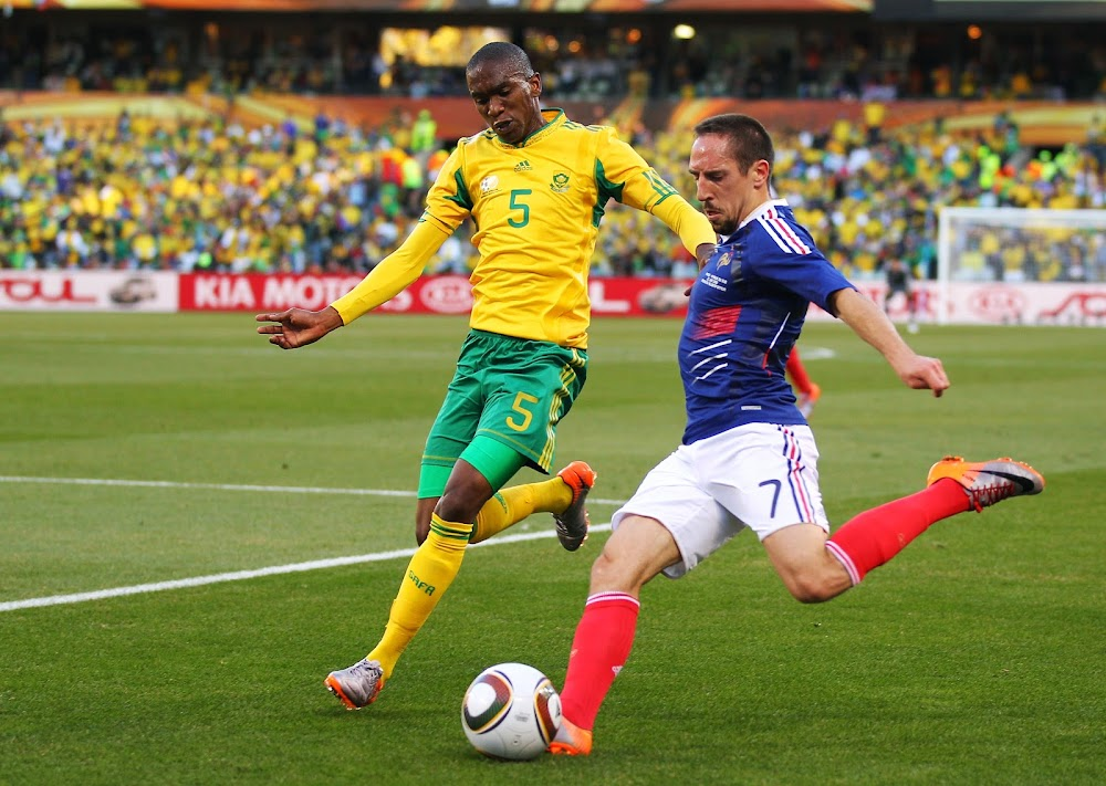 Ngcongca was arguably the second-best right-back to play for Bafana after Motaung' says Mokoena