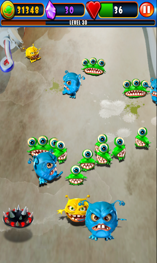 Critter Crush- screenshot