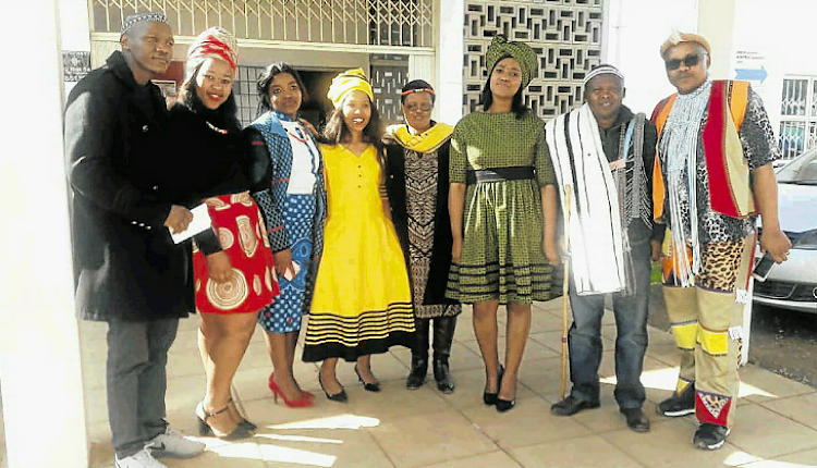Pupils from Zingisa High school in Mthatha celebrated their different cultures at their school last week.