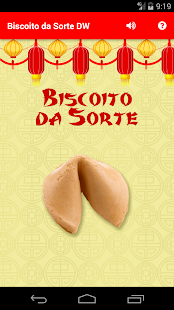 Biscoito da Sorte - náhled