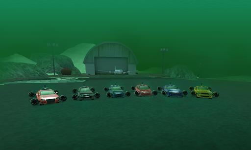 3D Submarine Car Simulator скачать на планшет Андроид