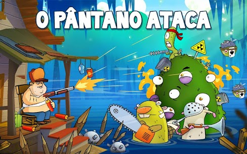 Swamp Attack 4.0.4.75 Mod Apk Download 6