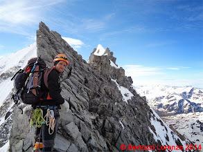 Photo: Lor_DSC00169 io sulla Suldengrat, rocks