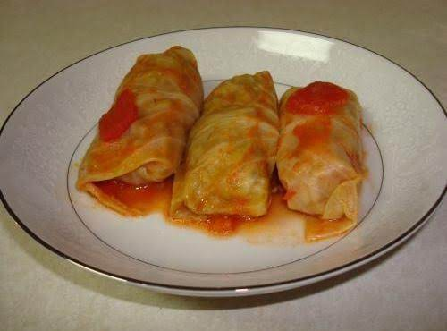 Galabki (real Polish Stuffed Cabbage)