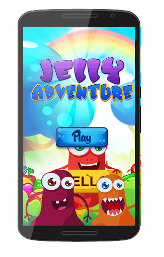 Jelly valley adventure HD
