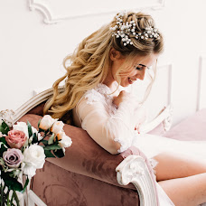 Wedding photographer Galina Antonyuk (antoniukphoto). Photo of 18.01.2019