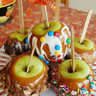Trick or Treat – Top Tips for Making Caramel Apples Recipe