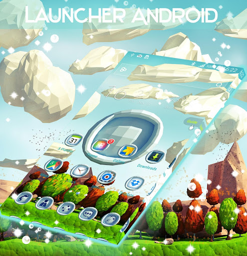 Launcher For Android download 1