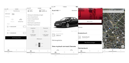 myAudi - Apps on Google Play