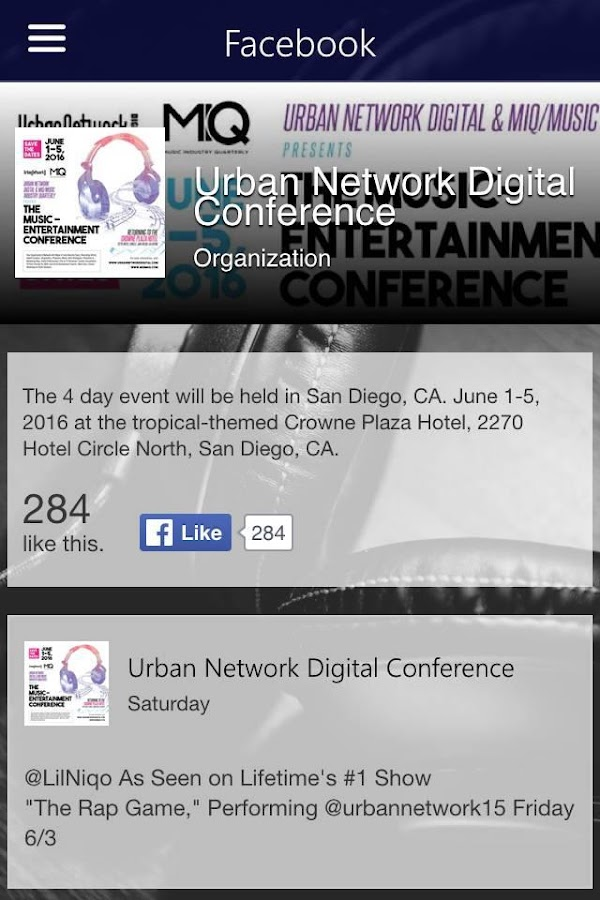 Urban Network Digital- screenshot