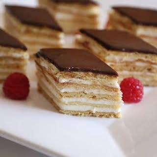 Chocolate Ganache Cake Птичье Молоко.