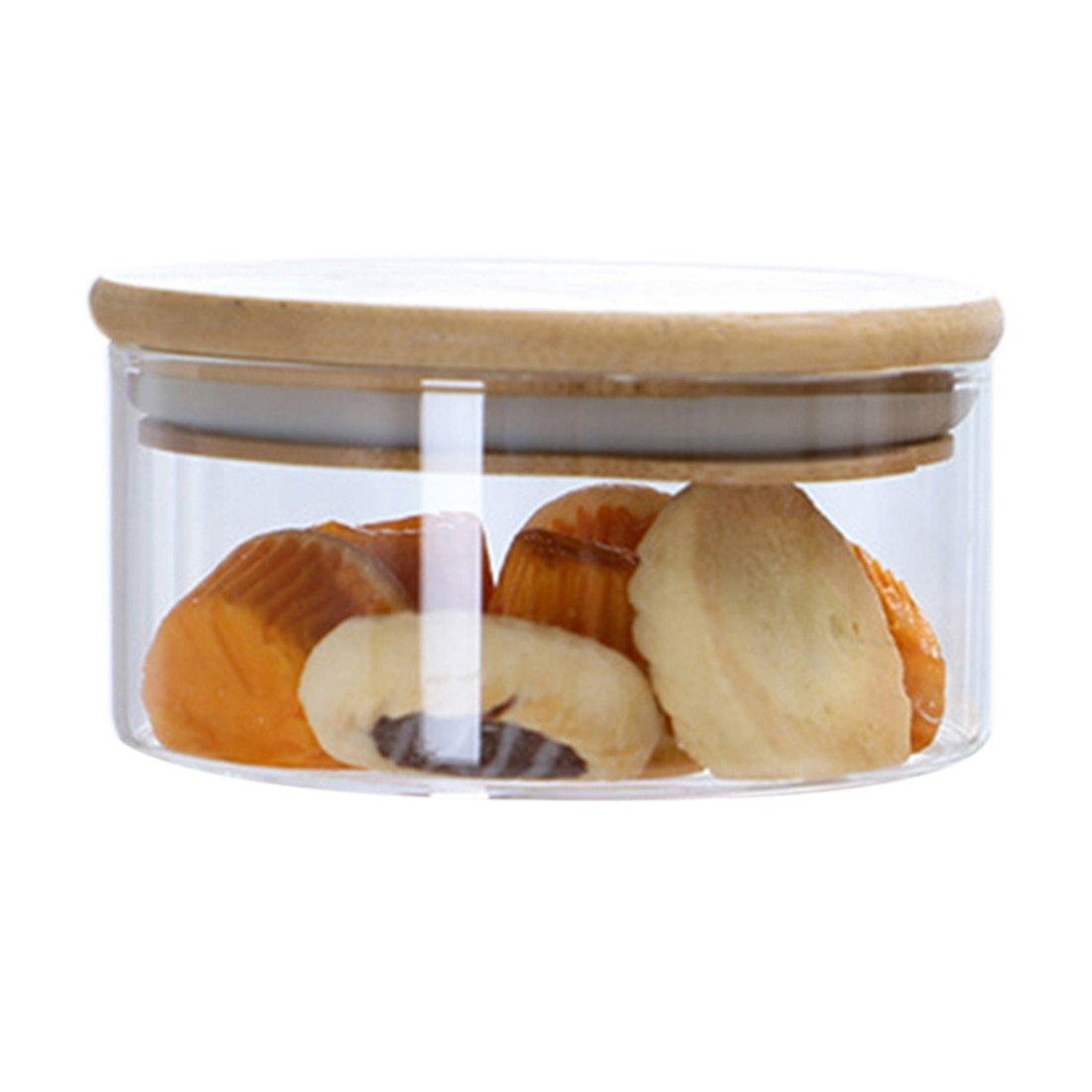Cookie Jar Stackable Food Container