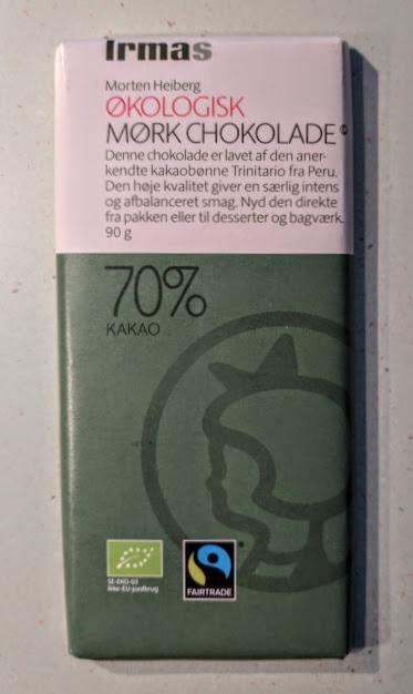 70% irmas bar
