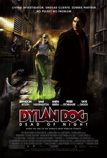 โปสเตอร์ Dylan Dog: Dead of Night