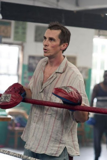 Christian Bale จากเรื่อง The Fighter