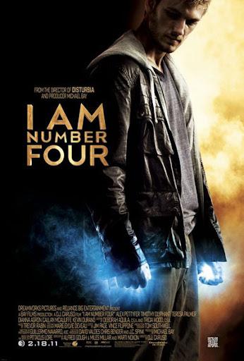 โปสเตอร์ I Am Number Four