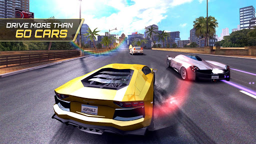 Asphalt 7: Heat screenshot 8