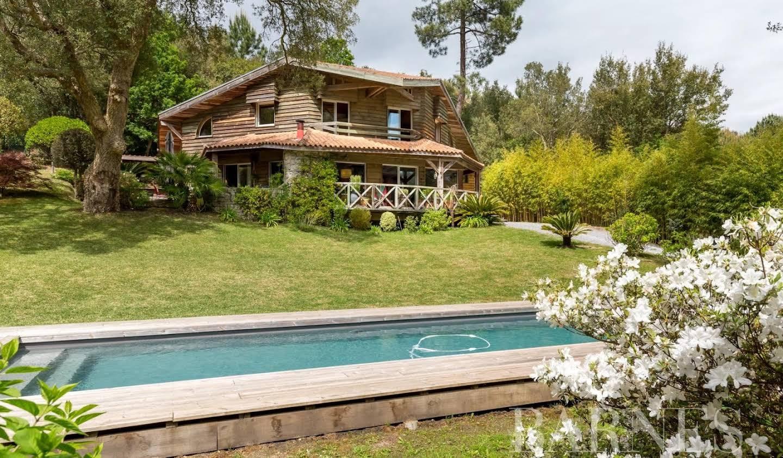 Maison avec jardin Seignosse