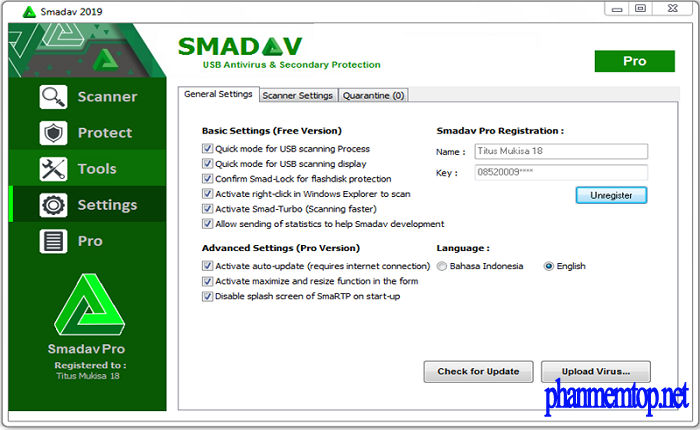 SmadAV Pro Free Download