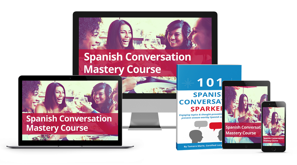 Conversation Mastery Course