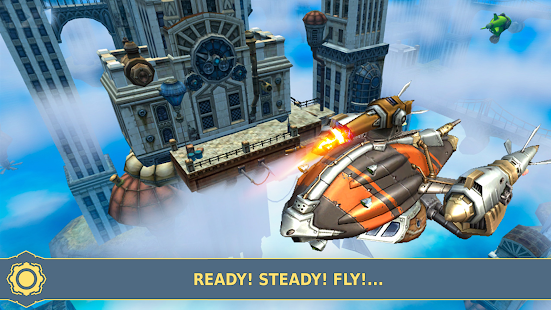 Sky to Fly: Soulless Leviathan- screenshot thumbnail