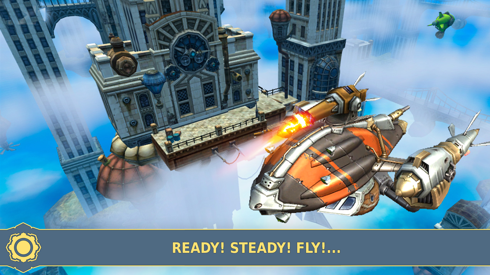 Sky to Fly: Soulless Leviathan- screenshot