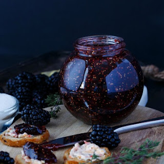 Fresh Blackberries Recipes