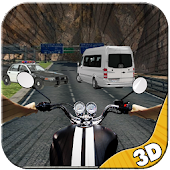 Real Moto Traffic Rider Racing