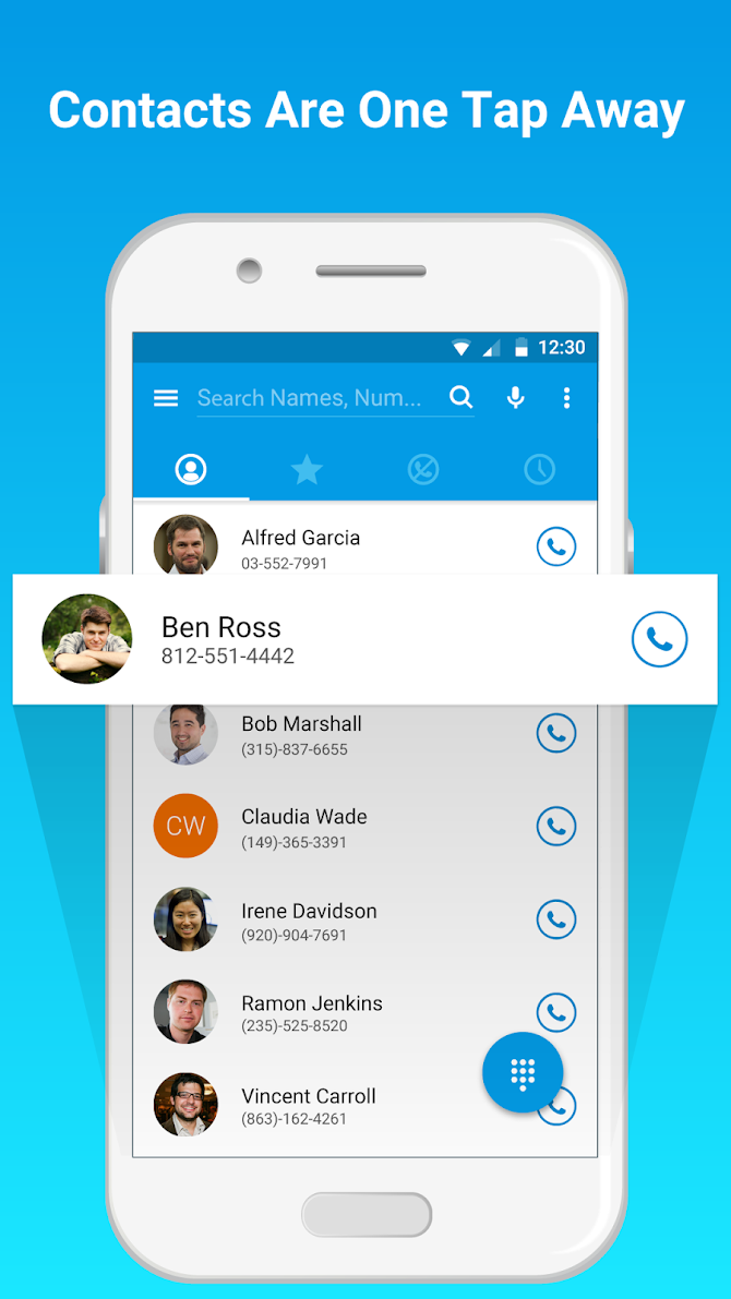 CallApp: Caller ID, Block & Phone Call Recorder Android 6