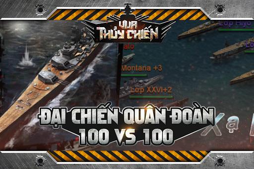 Vua Thu1ee7y Chiu1ebfn : Truy Ku00edch Tru00ean Biu1ec3n 1.0.12 5