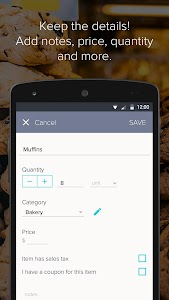 Out of Milk Shopping List v5.3.1 Pro