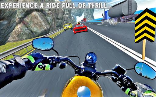 Crazy Bike attack Racing New: motorcycle racing  screenshots 22