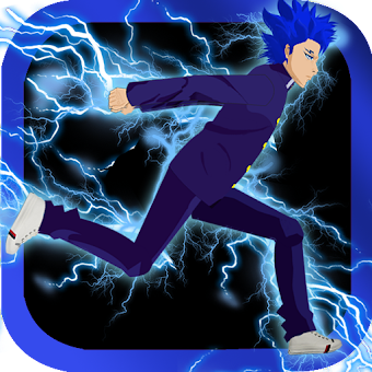 Baixar sonic boy lightning power para Android