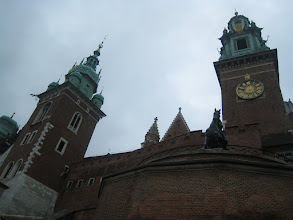 Photo: Krakow's architecture
