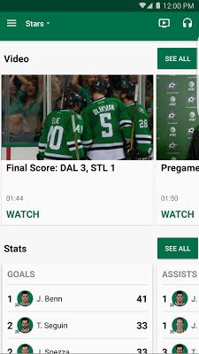 Dallas Stars - screenshot