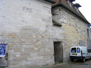 Photo: The building is approaching 350 years of age, but its solid stone construction has borne the passing of time well.