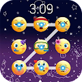 Emoji lock screen pattern APK