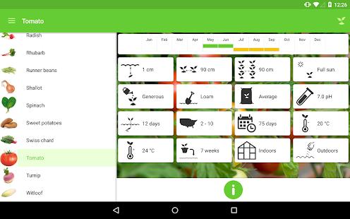 Gardroid – Vegetable Garden 14