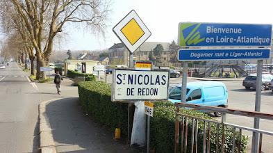 Photo: Arrivée en Loire-Atlantique