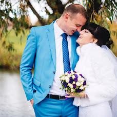Wedding photographer Anna Slyutenko (anyutochka27). Photo of 01.11.2016