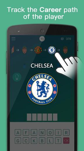 Guess The Footballer By Club. Football Quiz 2019  captures d'écran 2