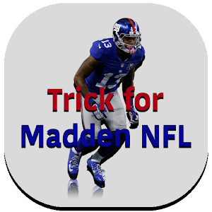 Trick for Madden mobile 17 Nfl