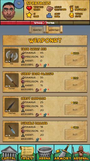 Gladiator: Rise Of Legends 2.13 screenshots 4