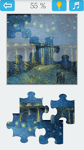 Jigsaw Puzzle: Painting - náhled