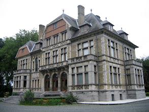 Photo: Le château de Merkem